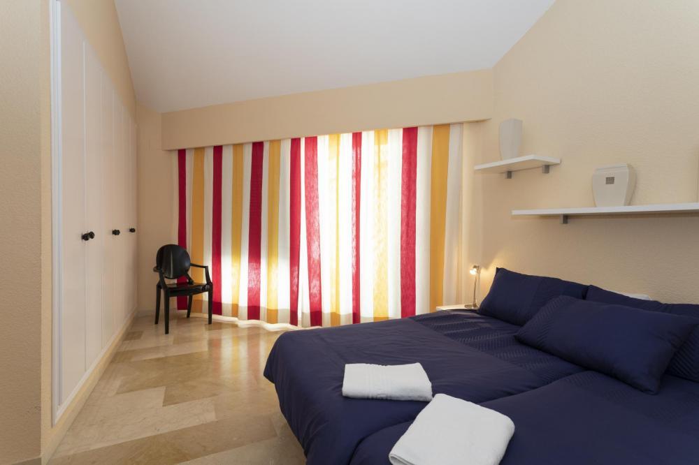 D-033 La Paz Atico Apartamento Moraira centro Moraira