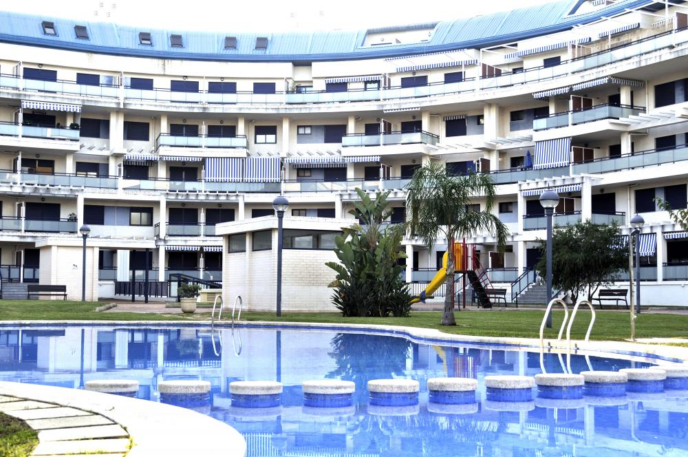 D-038 SUEÑOS DE MAR 3D Apartamento  Dénia