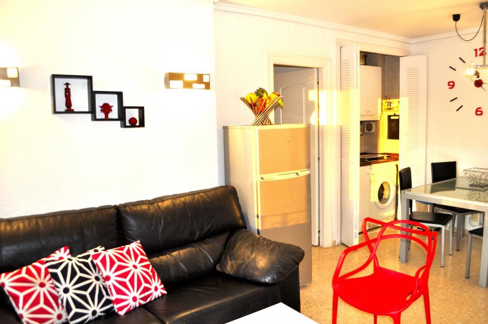 D-039 Retiro III 1d Apartamento Dénia
