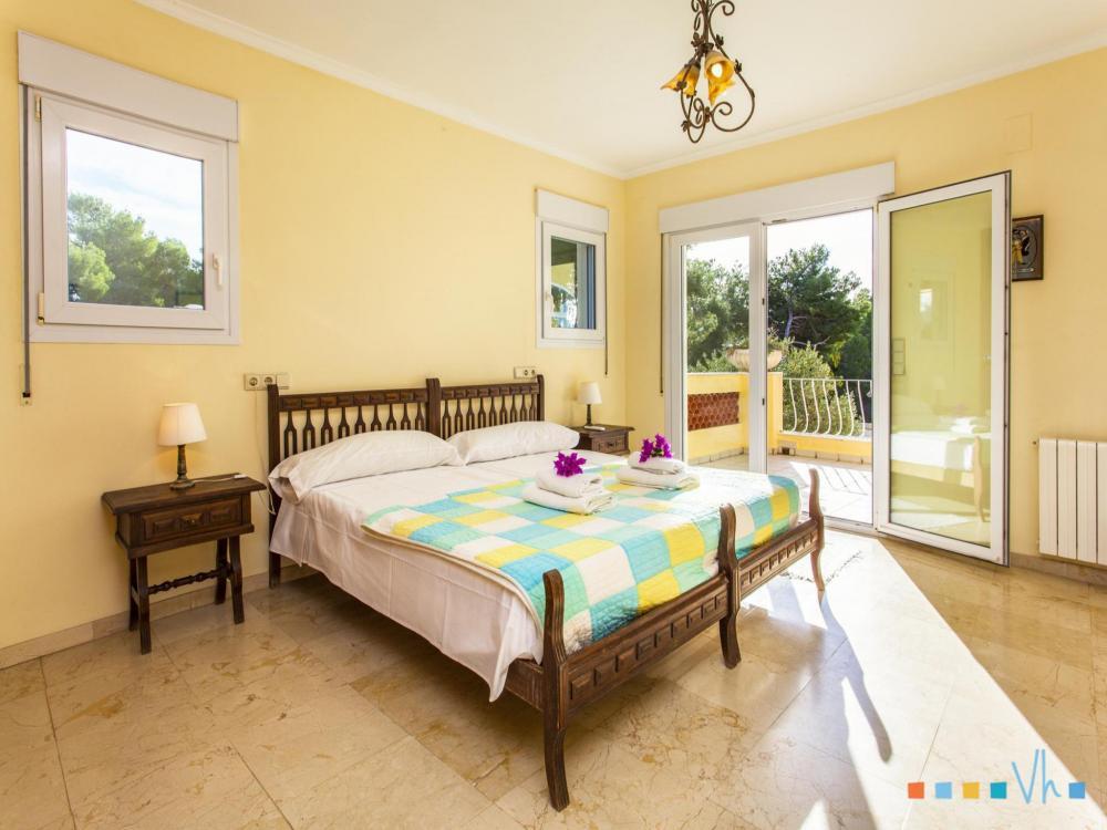 077 CIERVO Casa aislada / Villa  Moraira 3