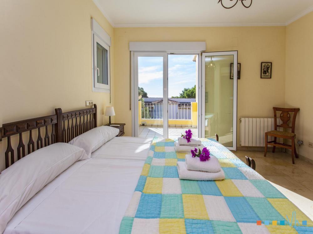 077 CIERVO Casa aislada / Villa  Moraira 4