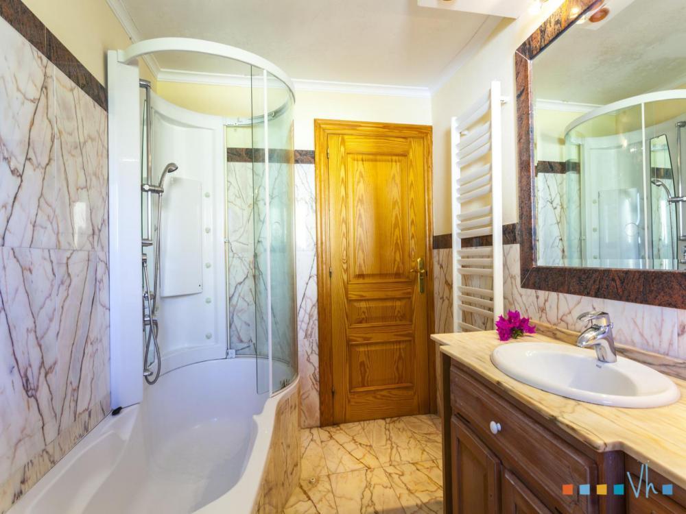 077 CIERVO Casa aislada / Villa  Moraira 7