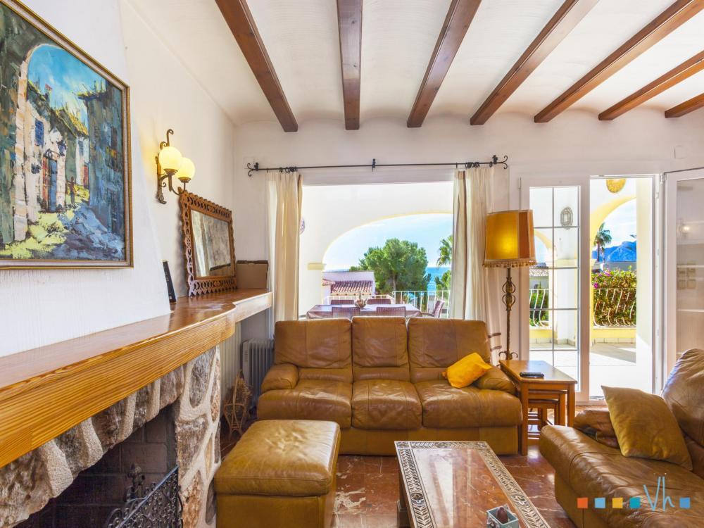 077 CIERVO Casa aislada / Villa  Moraira 10