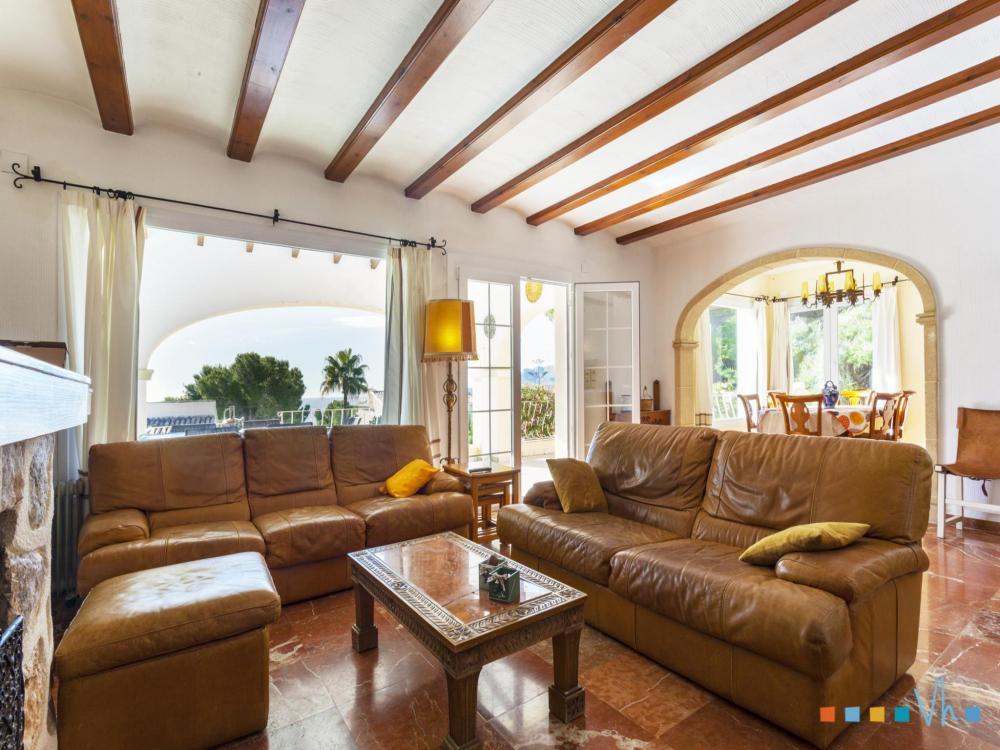 077 CIERVO Casa aislada / Villa  Moraira 11
