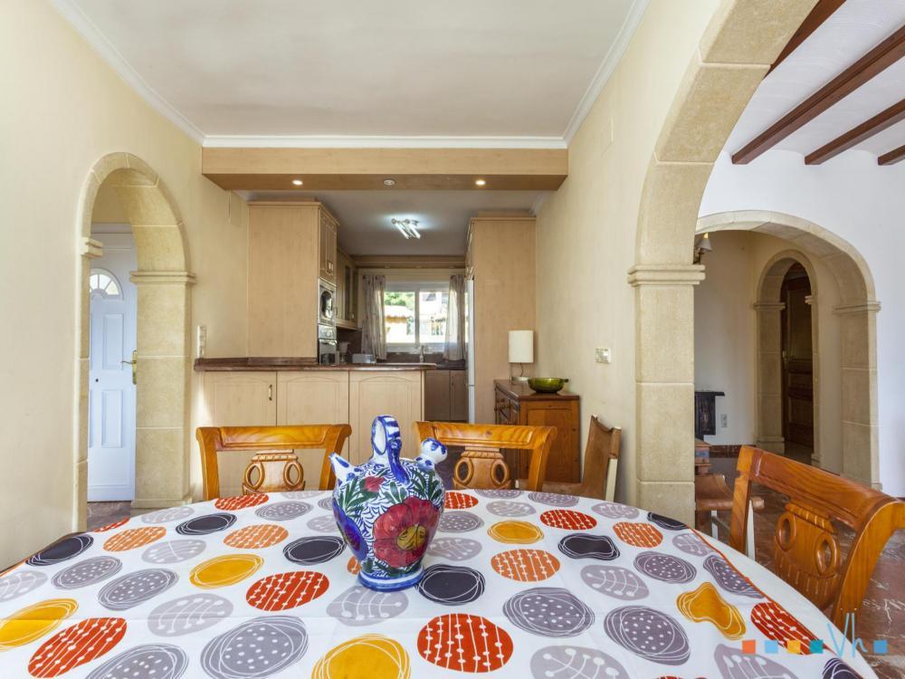 077 CIERVO Casa aislada / Villa  Moraira 13