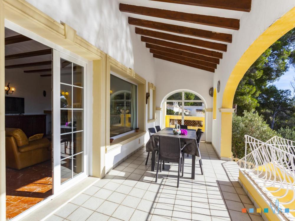 077 CIERVO Casa aislada / Villa  Moraira 16