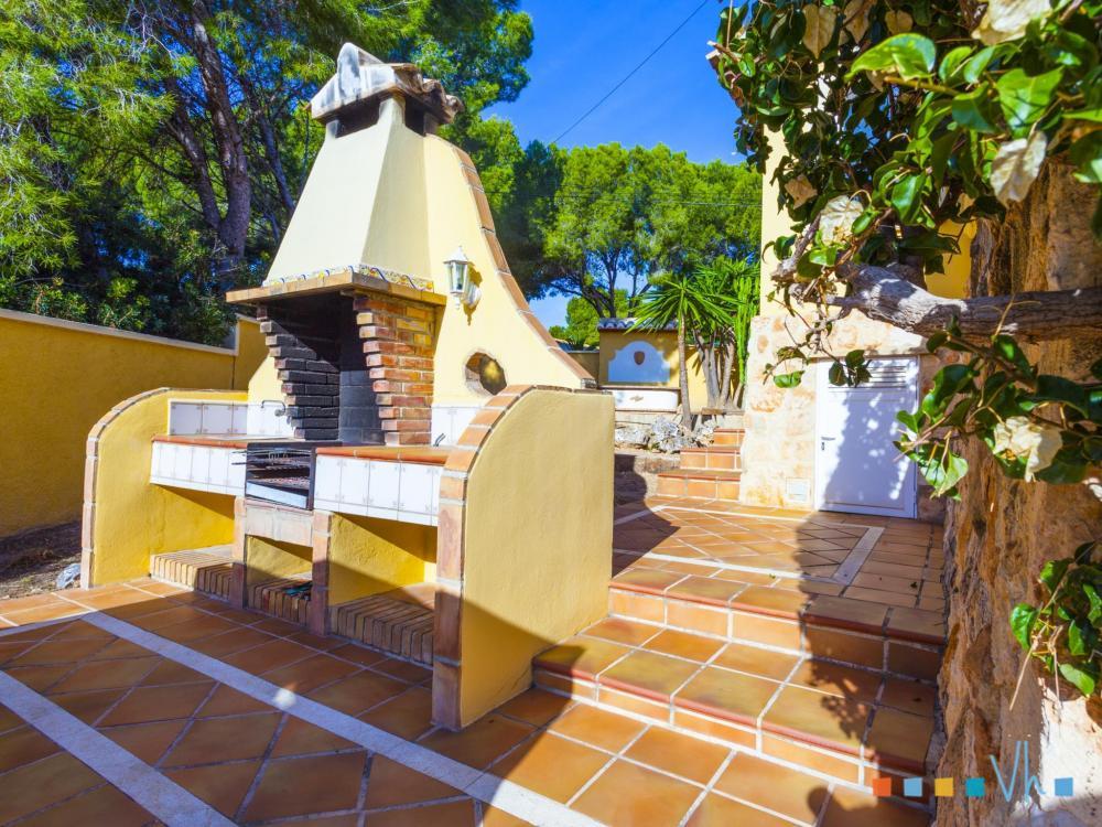 077 CIERVO Casa aislada / Villa  Moraira 2