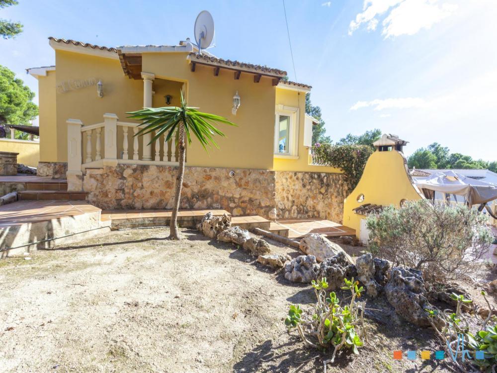 077 CIERVO Casa aislada / Villa  Moraira 19