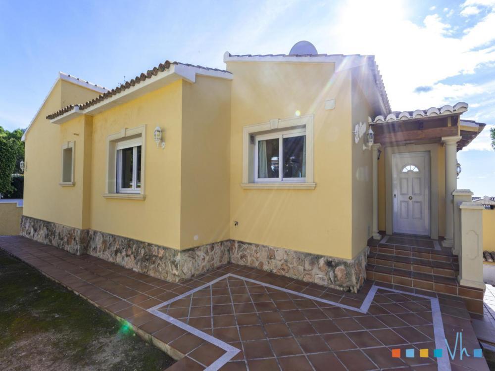 077 CIERVO Casa aislada / Villa  Moraira 20