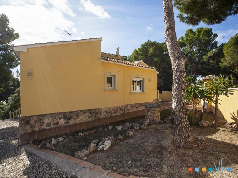 077 CIERVO Casa aislada / Villa  Moraira 22