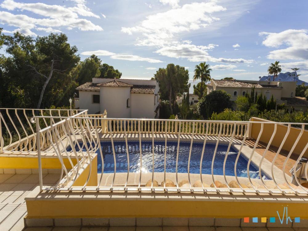 077 CIERVO Casa aislada / Villa  Moraira 24
