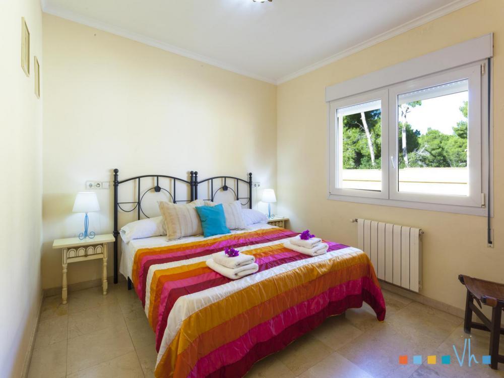 077 CIERVO Casa aislada / Villa  Moraira 5