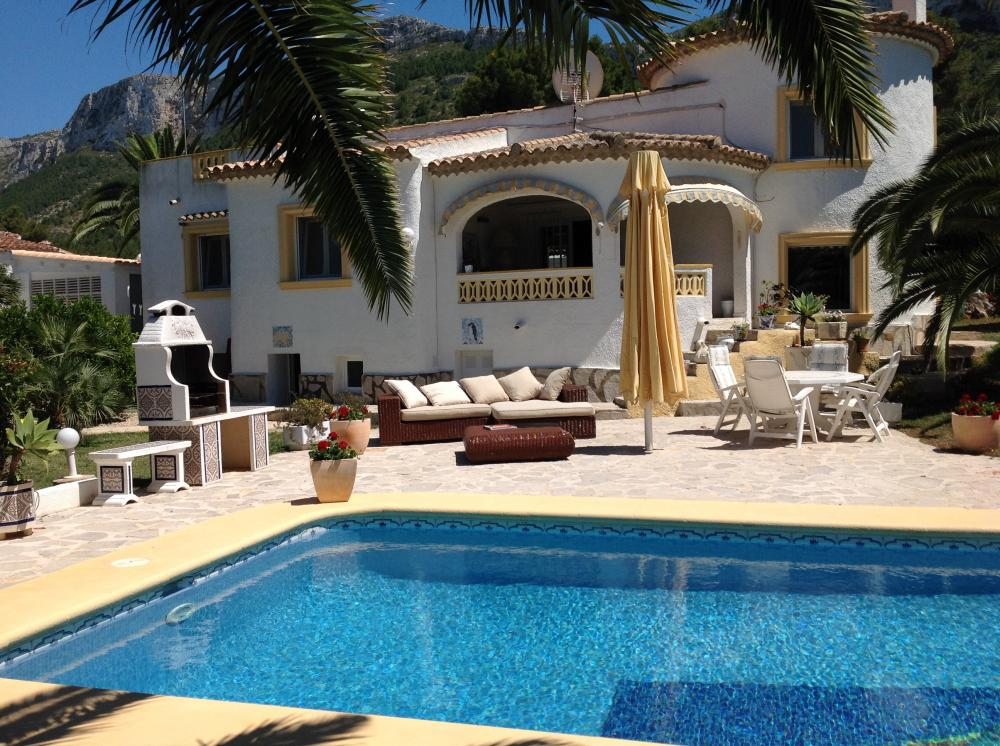 Marquesa Marquesa Casa aislada Marquesa V, Montgó Denia