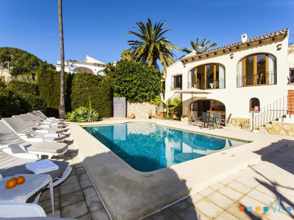 078 FLORES Casa aislada Alicante BENISSA 2