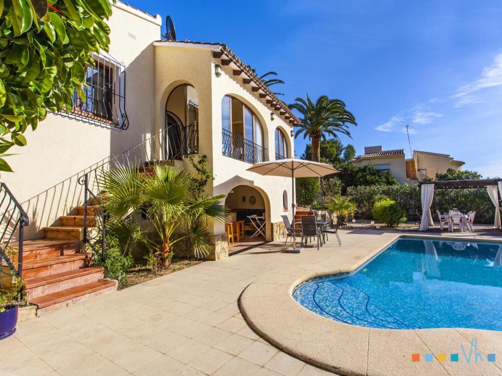 078 FLORES Casa aislada Alicante BENISSA 1