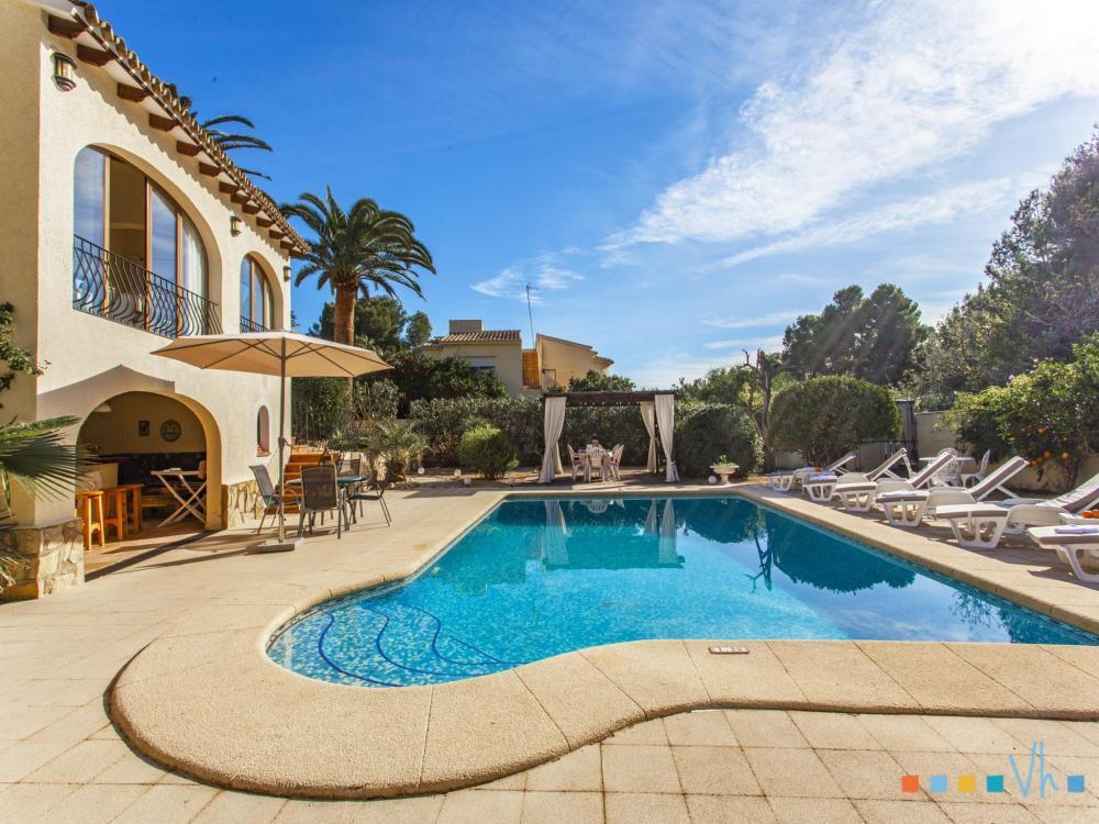 078 FLORES Casa aislada Alicante BENISSA 19