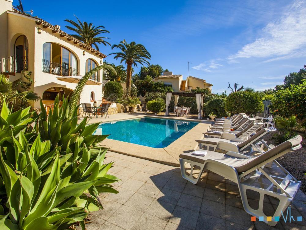 078 FLORES Casa aislada Alicante BENISSA 20