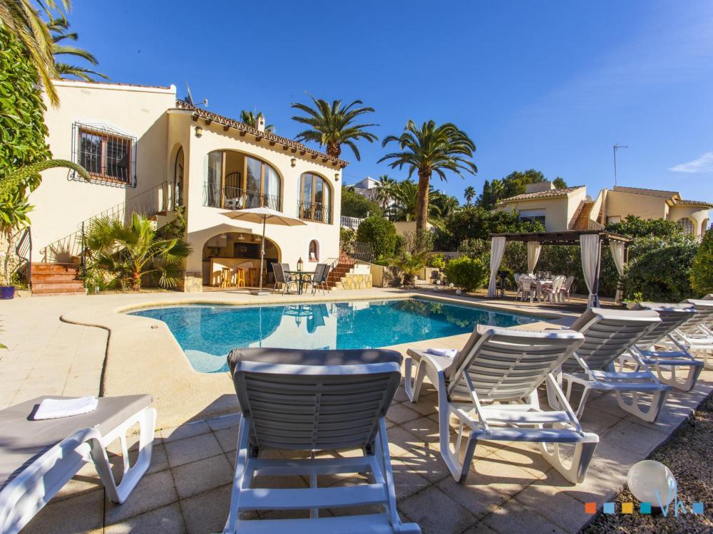 078 FLORES Casa aislada Alicante BENISSA 21