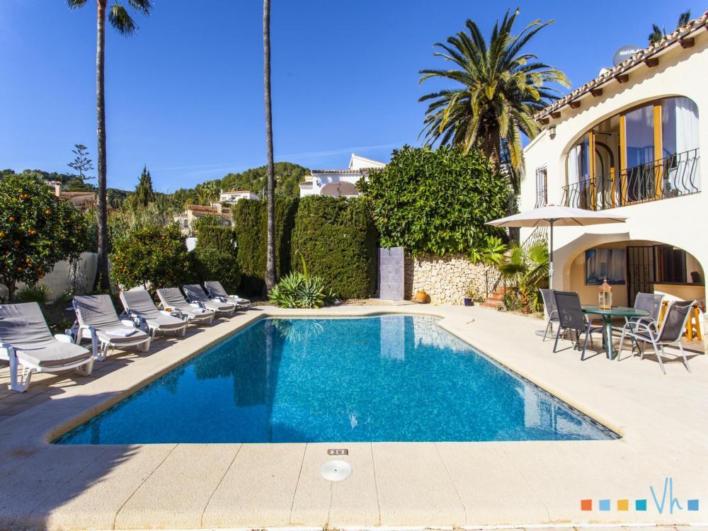 078 FLORES Casa aislada Alicante BENISSA 5