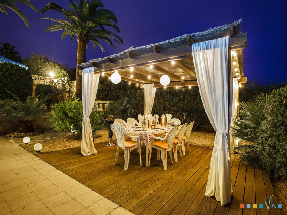 078 FLORES Casa aislada / Villa Alicante BENISSA 29