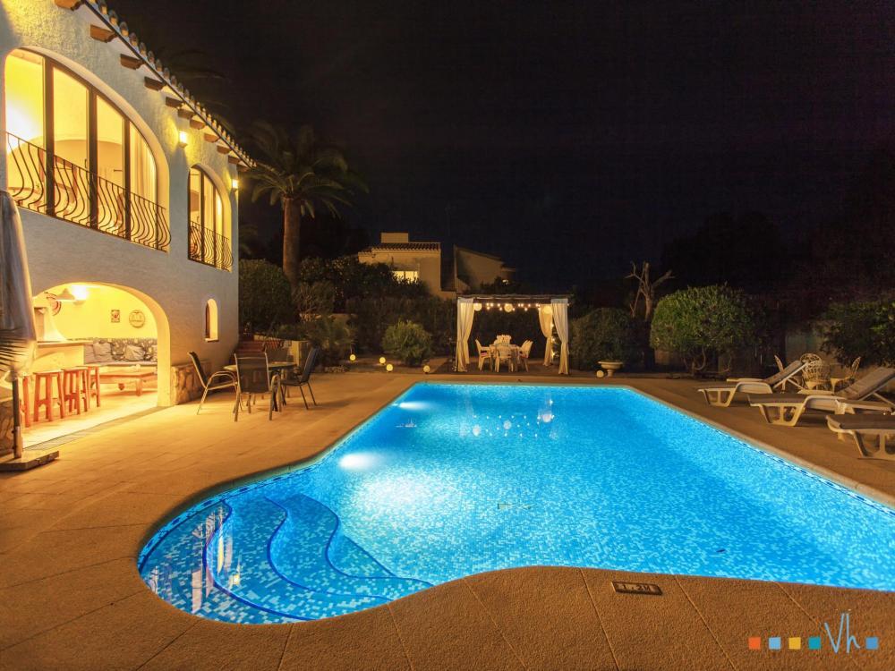 078 FLORES Casa aislada / Villa Alicante BENISSA 32