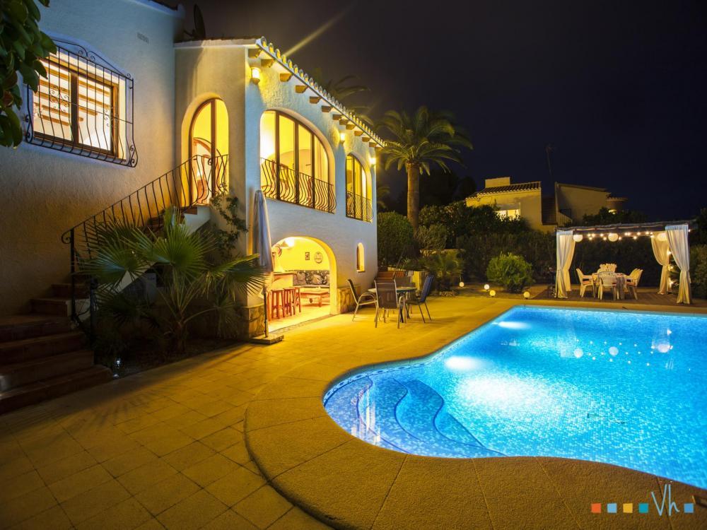 078 FLORES Casa aislada / Villa Alicante BENISSA 0