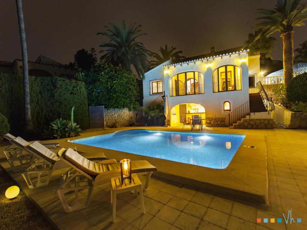 078 FLORES Casa aislada / Villa Alicante BENISSA 36