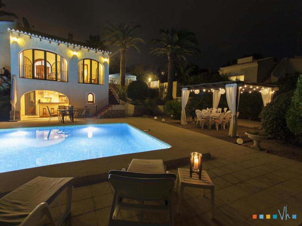 078 FLORES Casa aislada / Villa Alicante BENISSA 37