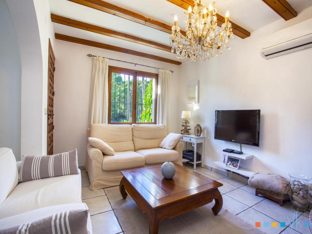 078 FLORES Casa aislada / Villa Alicante BENISSA 6
