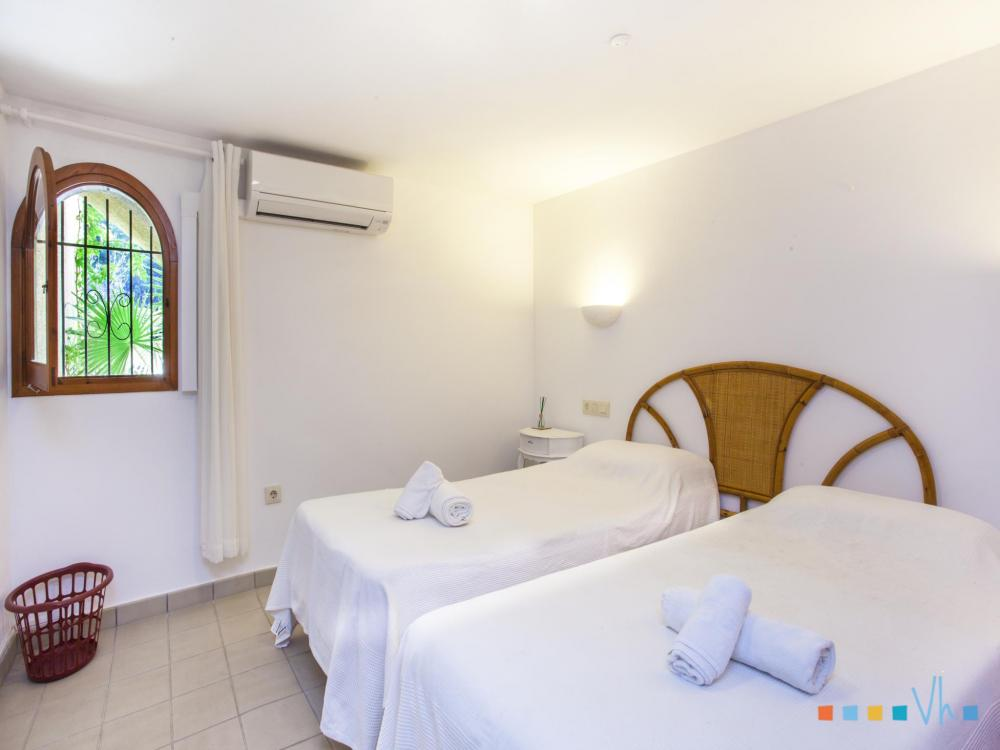 078 FLORES Casa aislada / Villa Alicante BENISSA 11