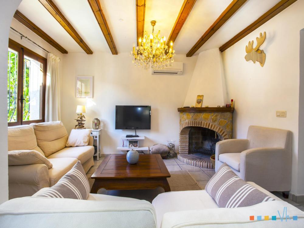 078 FLORES Casa aislada / Villa Alicante BENISSA 42