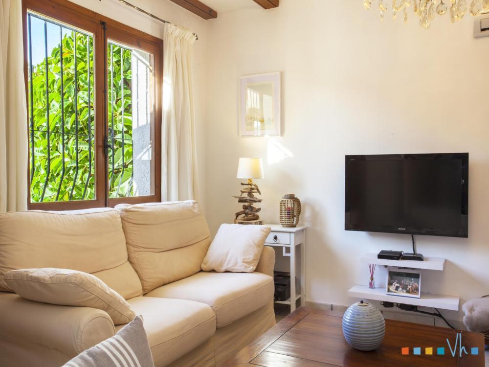 078 FLORES Casa aislada / Villa Alicante BENISSA 43