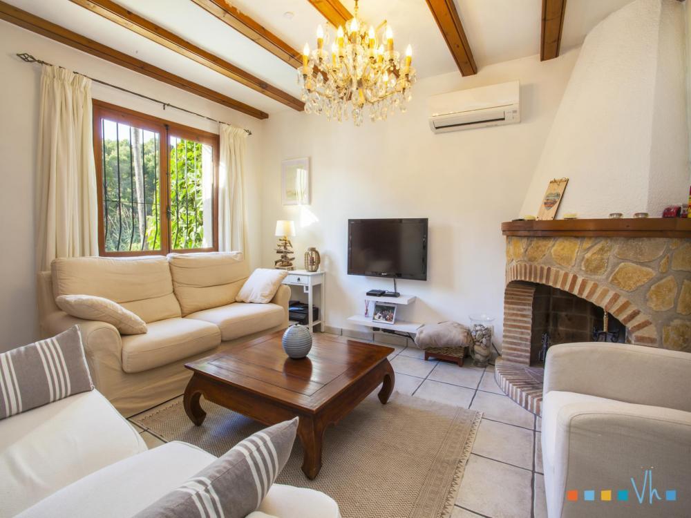 078 FLORES Casa aislada / Villa Alicante BENISSA 44