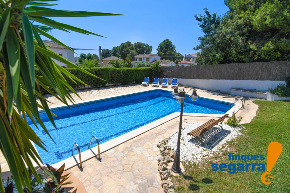 ACANCL043 Villa Angels Casa aislada / Villa Masos de Comarruga Vendrell (El)