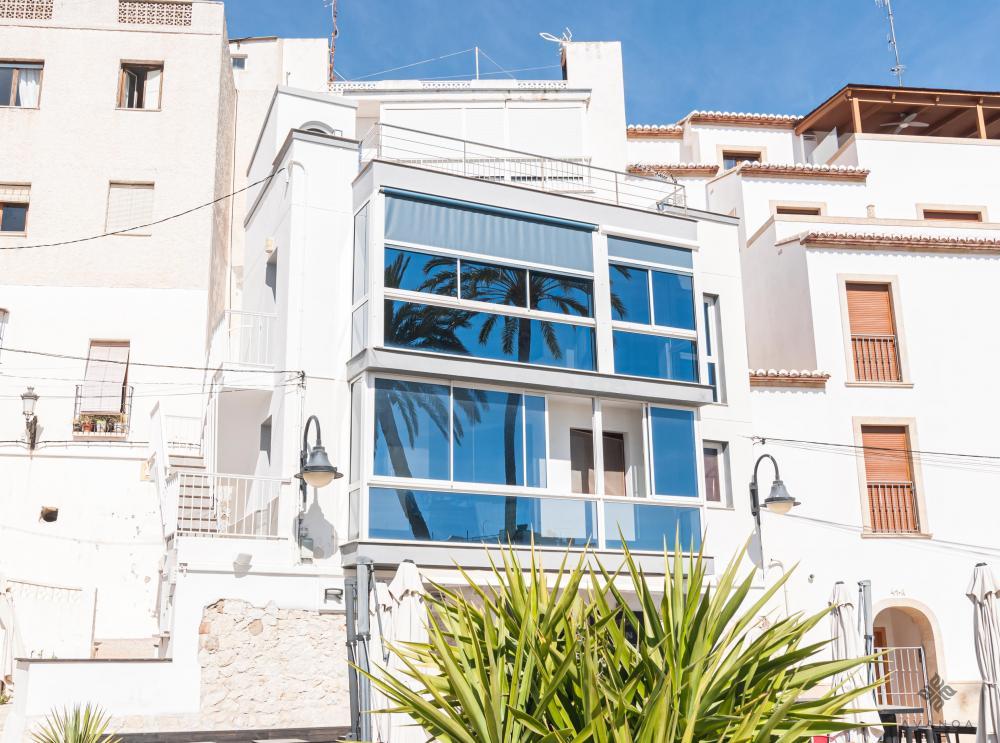 A002 CLUB NÁUTICO Apartamento Casto Antiguo Moraira