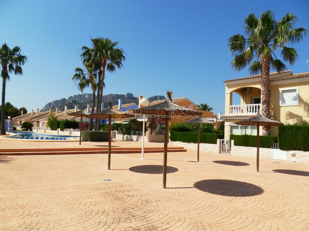 Oasis Park Silvia Oasis Park Silvia Apartamento Playa Deveses El Verger/Vergel