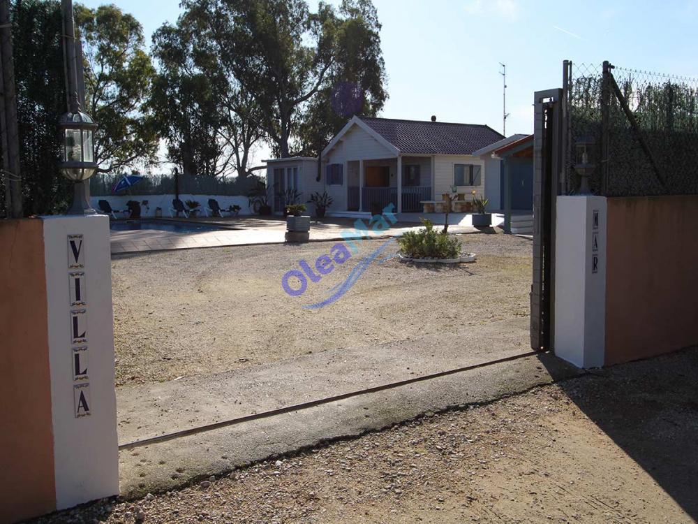 100 VILLA MAR Detached house / Villa  Delta de l'Ebre