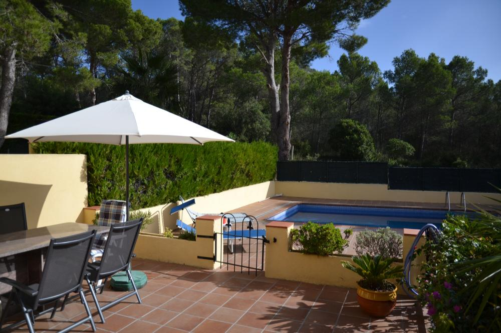 010 Casa Contenta Casa adosada Costa Brava Estartit (L´)