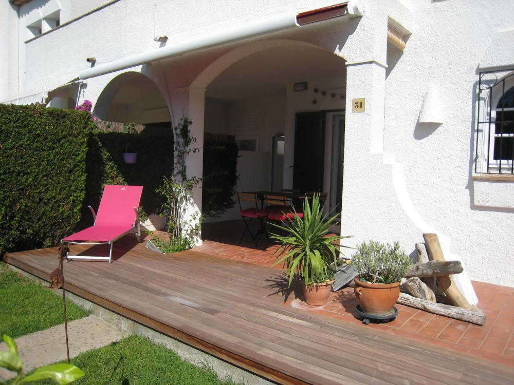 026 Casa Floorida Casa adosada Torre Vella Estartit (L´)