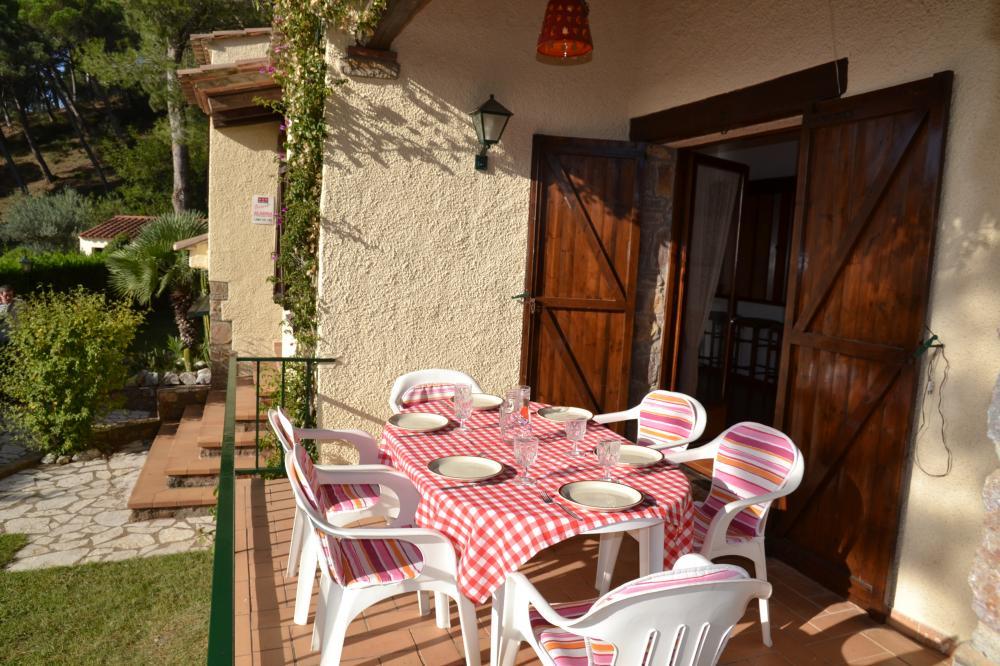 028 Casa anna Villa privée / Villa Costa Brava Estartit (L´)
