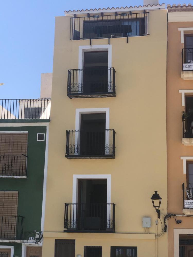 AR28-2 AR28-2 Precioso y moderno apartamento en primera línea Apartment Playa centro- casco antiguo Villajoyosa/Vila Joiosa (la)
