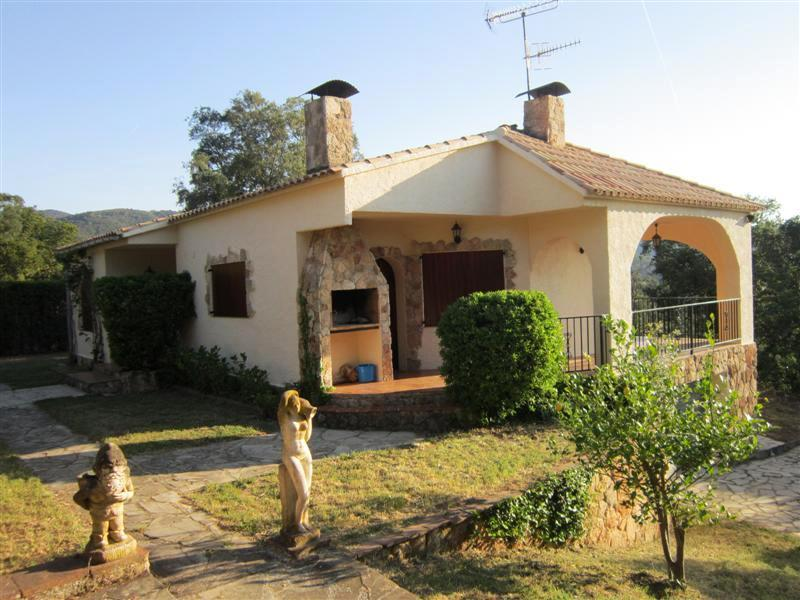 215-3 URBANITZACIÓ VALL REPÒS Casa aislada / Villa Urbanització Vall Repòs Santa Cristina d'Aro