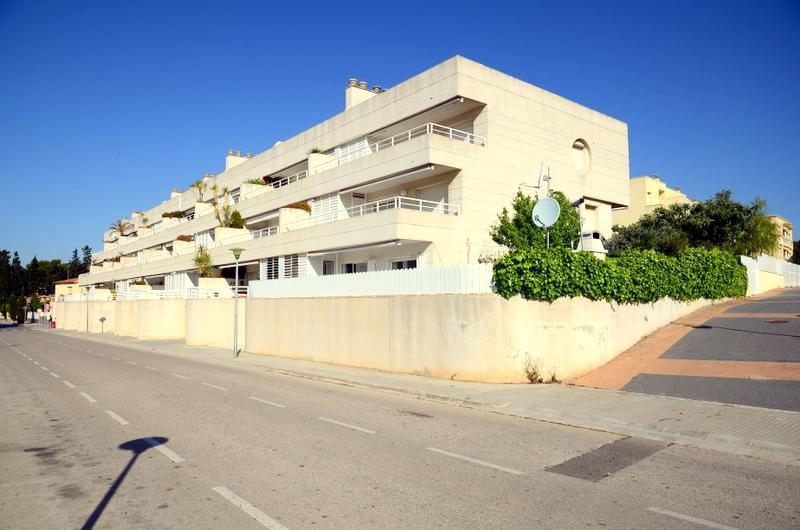 ARSINI57DBJ2 Sinia, 57 Bajos 2 Apartamento Zona Platja Roda de Barà