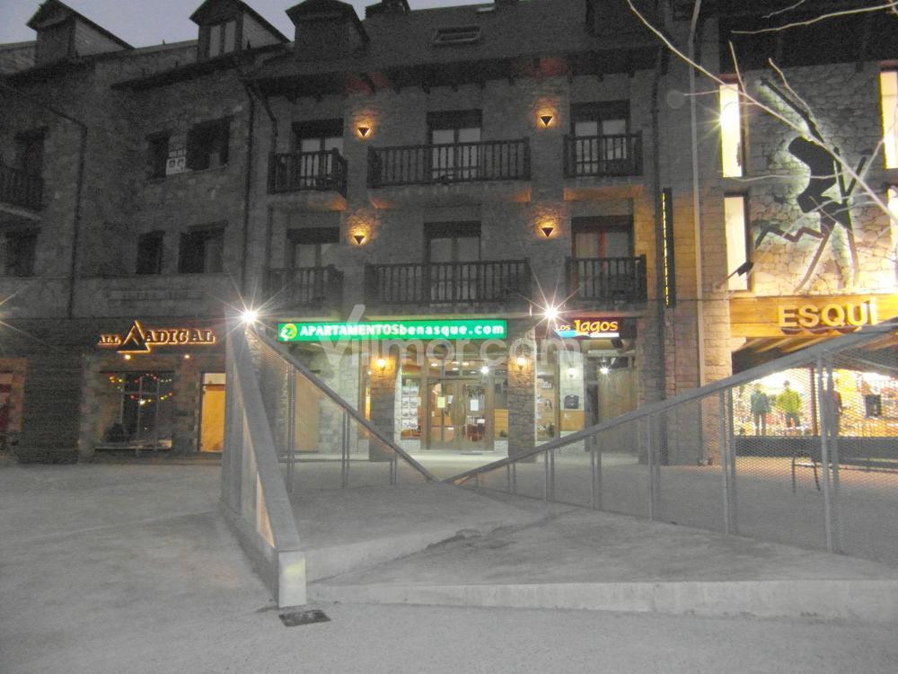 201 201 Los Lagos Apartamento Apartamento  Benasque