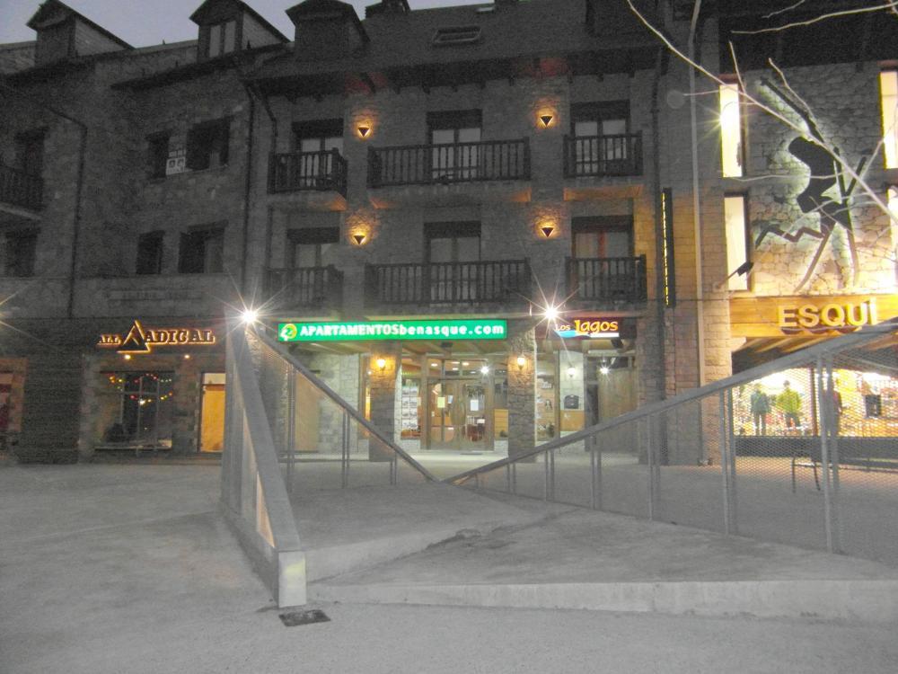 205 205 Apartamento Los Lagos Apartamento  Benasque