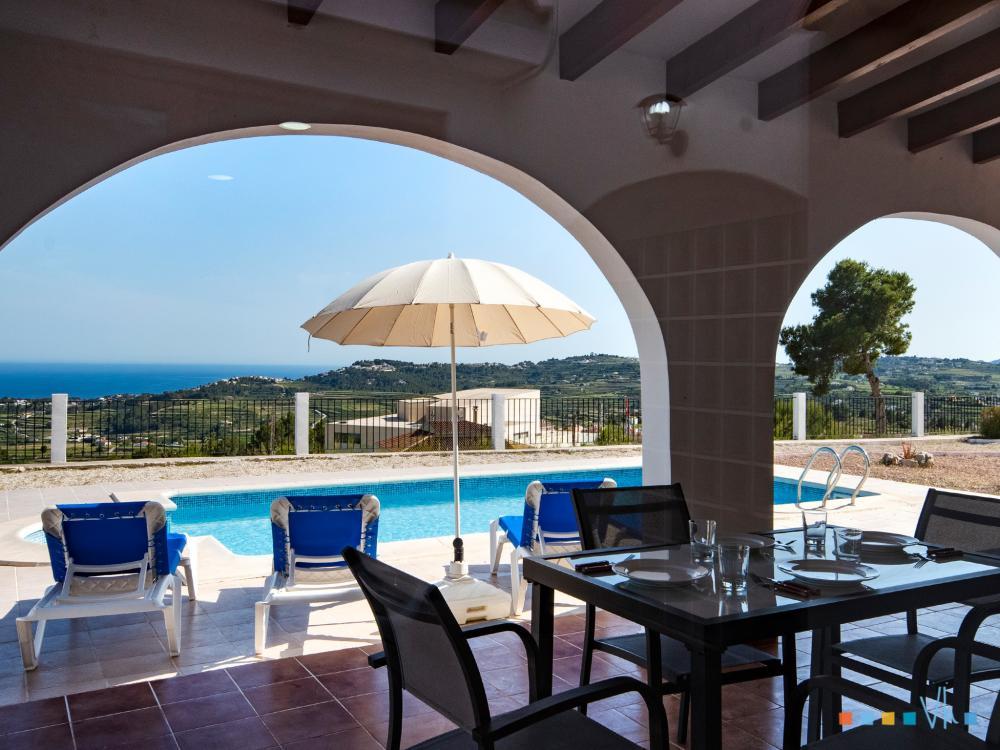 085 New Sunset Casa aislada / Villa Alicante Teulada