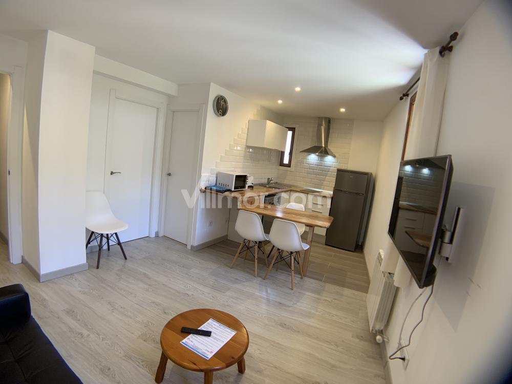 B45 Apartamento en el centro de Benasque Apartamento  Benasque