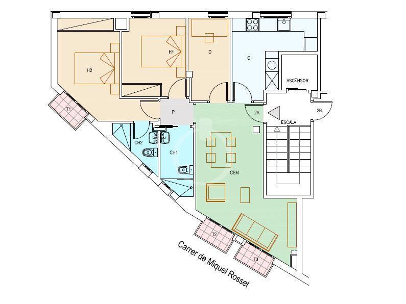 EP-19051 Apartament de nova construcció al centre de Cadaqués Apartamento  Cadaqués