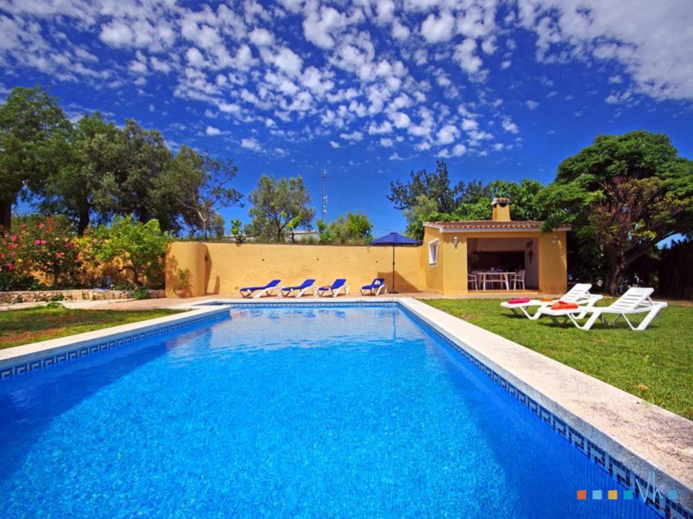 086 TOSCANA Casa aislada / Villa Costa Blanca Teulada