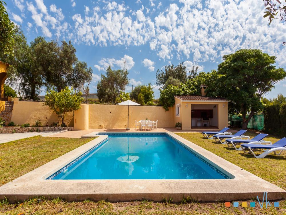 086 TOSCANA Casa aislada / Villa  Moraira